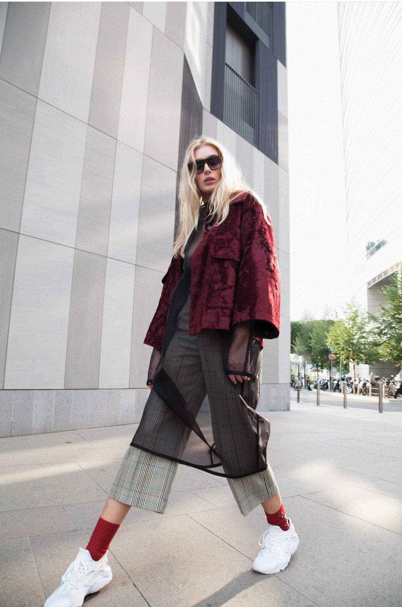 editoriale moda milano