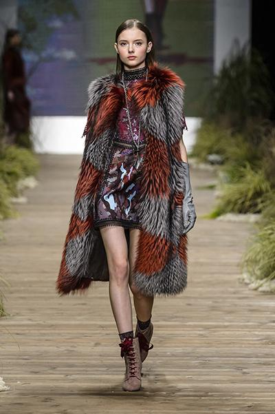 fashion stylist sfilata
